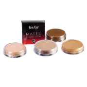 Matte HD Foundations